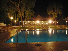 オーストラリア【13】(エアーズロック)宿泊ホテル「デザート・ガーデンズ・ホテル」