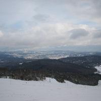 2006年12月 飯綱高原スキー 家族旅行