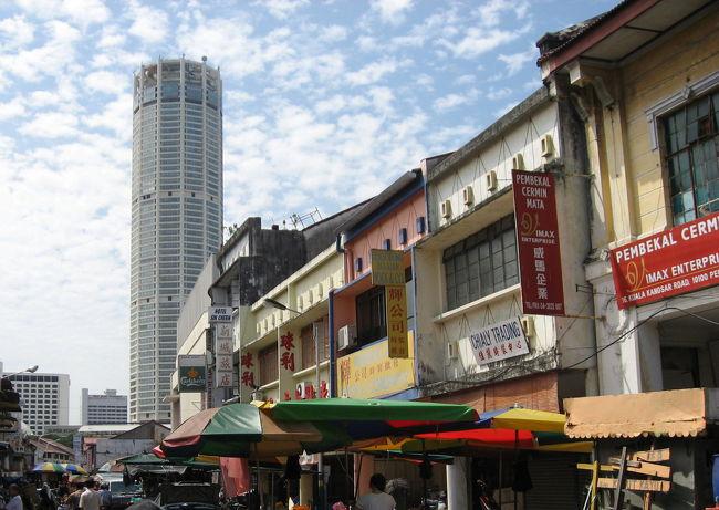 前々から興味のあったマレーシア。<br />が、東南アジアに行くのならベトナム、タイの方が・・・。てことになってしまい、マレーシアはいつも次点。<br /><br />今回やっと順番が回ってきた。<br /><br />KLだけのつもりが、欲張ってペナンとマラッカにも回ることにした。したがって、少しハードなスケジュール。<br /><br />ランカウイ、コタキナバルは次の機会に回ってもらうことにした。