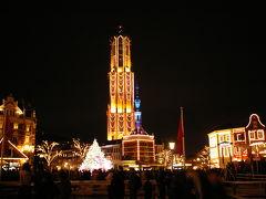 長崎ハウステンボス「光の街」のクリスマス