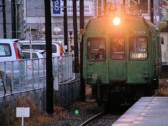 熊本電鉄、完乗おめでとうございます