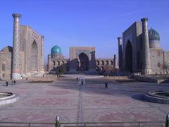 忘れえぬ人々との出会い in ウズベキスタン(1)