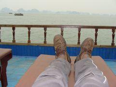 ベトナムの旅、四日目 ハロン湾へ