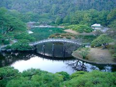 高松(栗林公園:日本庭園)