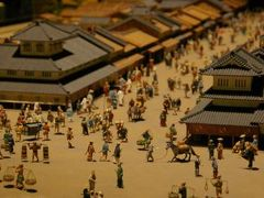 見ごたえ十分!江戸東京博物館