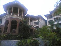 パタヤ シェラトンホテル Sheraton Hotel  Pattaya に宿泊してみました。