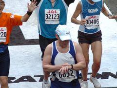 2度目のホノルルマラソン