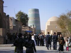 忘れえぬ人々との出会い in ウズベキスタン(2)