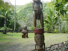 イースター島・タヒチの旅2 タヒチ島