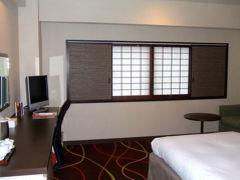 沖縄ナハナ・ホテル&スパ 2008冬 スーペリアツイン