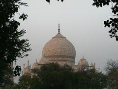 2008冬、インド旅行記(18):1月27日(10)タージ・マハル廟