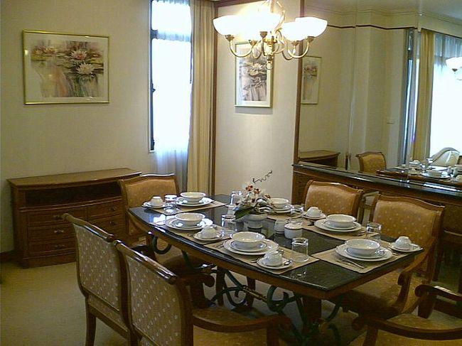 タイ バンコク Centre Point Langsuan 2Bed Room センターポイント・ランスワン に宿泊してみました。