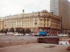 30周年 109日間ユーラシア大陸横断 第1部 激動のペレストロイカの巻 その2 モスクワ編