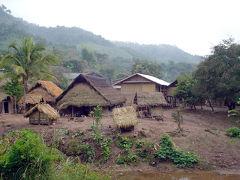 北ラオス10: ルアンナムター 「ランテン族村」