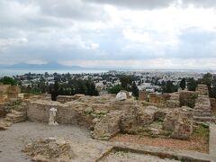 2008 チュニジアの旅(3)  『カルタゴ遺跡』