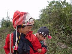 北ラオス11: ルアンナムター 「アカ族村を求めて」