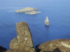 イースター島タヒチの旅6 AM島内ツアー前半