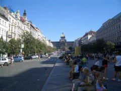プラハでウォーキングツアー