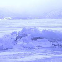 ちょい旅 屈斜路湖 厳冬2月 雪と氷の屈斜路湖と温泉巡りのちょい旅