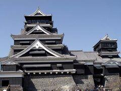 熊本城と宮本武蔵が「五輪書」を著した霊厳洞