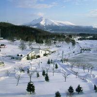 冬の大沼、スキーの旅