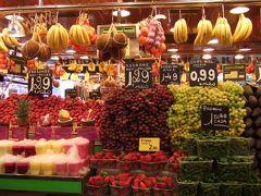 スペインのバル食べ歩き(^^)と街歩き