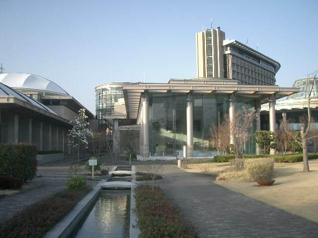 ヒルトン小田原リゾーツアンドスパ、という長いホテルに泊まりましたので、ホテル内をお散歩しました。