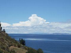 地球裏-南米ボリビア国ラパス県周辺のチチカカ湖特集 #20 チチカカ湖の島巡り 月と太陽の島 #5/アンデス山脈