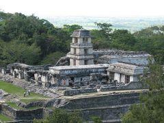 メキシコの旅(1)・・ラベンダ遺跡公園とパレンケ遺跡、カラクムル遺跡を訪ねて