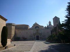 EUROどさ周り・世界遺産その7・8 ポブレー修道院