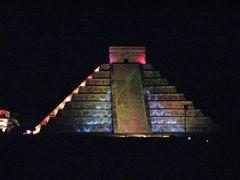 メキシコの旅(3)・・チチェン・イツァーとトゥルム遺跡を訪ねて