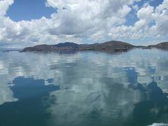 南米ボリビア国ラパス県周辺のチチカカ湖特集 #25 チチカカ湖の島巡り スリキ島 #2/アンデス山脈