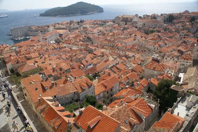 2006年9月22日〜10月1日まで、ウィーン経由で訪れたクロアチアのすばらしい景色の数々をご紹介いたします。<br />今回は、ドブロブニク 編です。