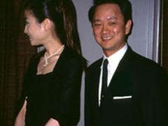 東京(2000年6月)「キチョウ」なツー・ショット