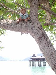 2004 義蔵 マレーシアの旅(クアラルンプールとパンコールラウ)
