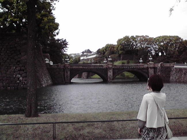 2008年4月19日、20日とおのぼりさんしてきました。<br />去年は東京タワー見学をしてきたので今回は、皇居周辺探索と東京ディズニーランド25周年にいってきました。<br /><br />旅行テーマは、幅が広すぎて歴史・文化・芸術となってますが気にしないで下さい。