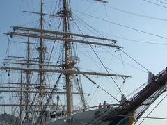 帆船祭りの日に長崎さるく