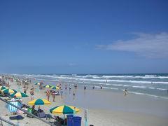 2007 ナイアガラ、オーランド家族旅行 7 デイトナビーチ編