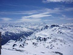 Val Thorens スキー旅行