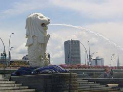 旅する気分で楽しむシンガポール ~ 2008年春・母+姉来星編
