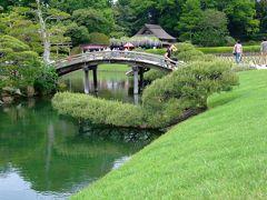 岡山・広島よりみち観光の旅。その1:岡山後楽園編