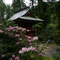 温泉放浪: 北茨城 花園神社