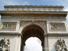 ナポレオンの凱旋門