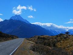 初ニュージーランドの旅行記(?マウント・クックだよ~)