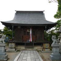 戦国武将の夢の跡を散策:日吉神社