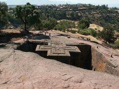 2007年冬エチオピアの旅(ラリベラ)