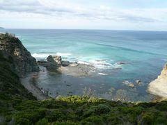 グレートオーシャンロード(ビクトリア州・西海岸)・トレッキング 4- Castle Cove to Johanna Beach (片道コース)