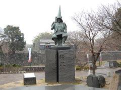 熊本城へ行ってきました
