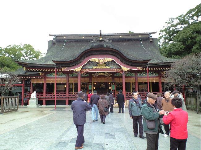 福岡太宰府といえば、かつては「西のみかど」ともいわれ、古代日本の副首都といっても過言でないほど、重要な場所でした。<br /><br />菅原道真で知られる大宰府<br /><br />天智天皇が唐・新羅からの侵攻に備えて築城したと伝わる山城・大野城へ行って来ました。
