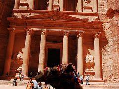 2008 ヨルダンの旅 (3) ~世界遺産・ペトラはすごかった!